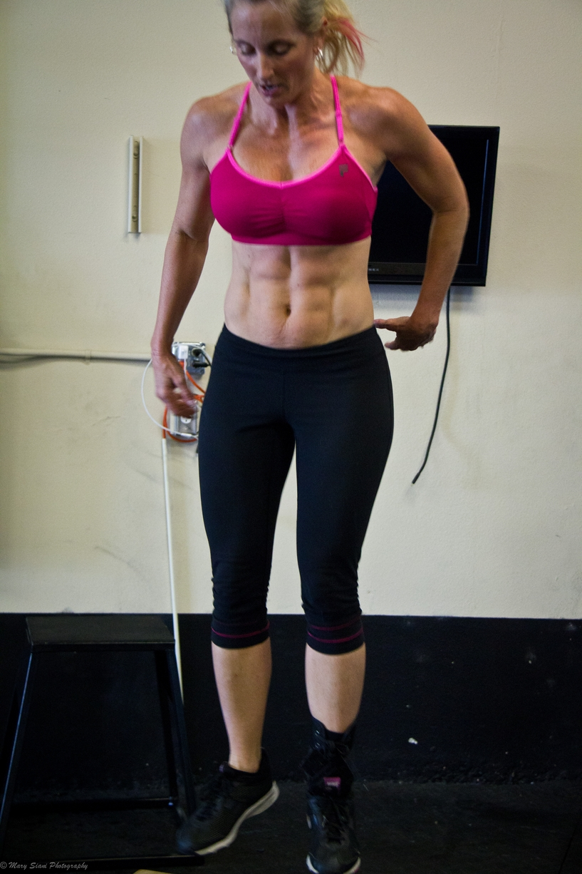 Does it suck dating a crossfit girl